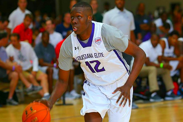 Georgetown Gets No. 98 Sr Josh LeBlanc
