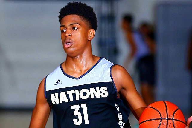 No. 18 Jr PG Grant Sherfield Commits To UCLA