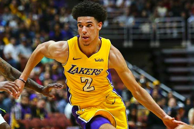 Could Lakers' Lonzo Ball Average A Triple Double?