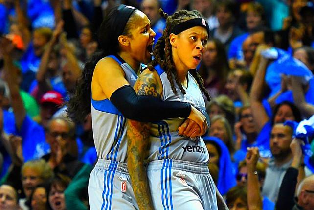 Maya Moore Leads Lynx To 4th WNBA Championship
