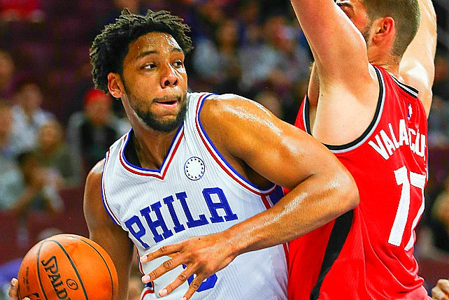Okafor Gives Nets No. 2 & 3 Picks In '15 Draft