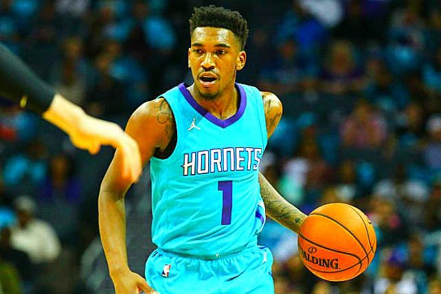 Hornets' Rookie Malik Monk Starting To Heat Up