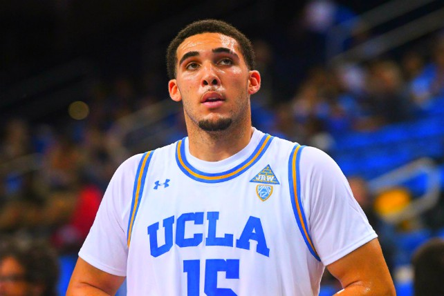 UCLA Could Suspend China Arrest Players For Year
