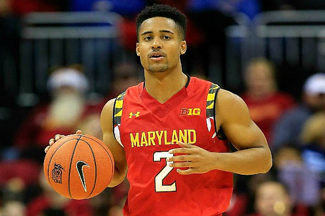 Maryland's Melo Trimble Lighting Up G League