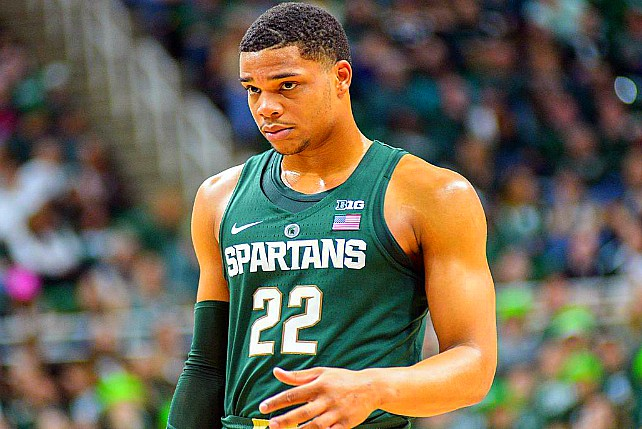 Michigan St's Miles Bridges Hates HS Superteams