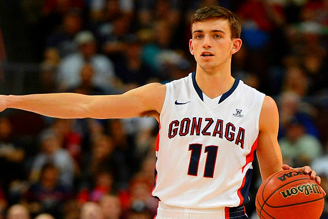 Zags' David Stockton Has Great Week In G League