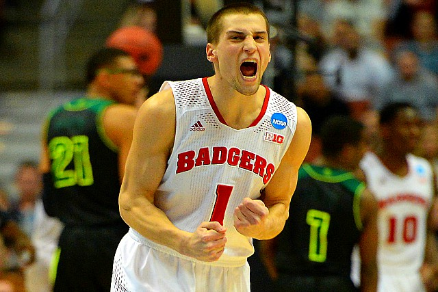 Badger's Ben Brust: Ball Bros Will Hate Lithuania