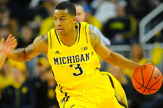 Michigan's Trey Burke G League Player Of Week