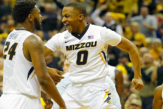 Watch Mizzou Frosh CJ Roberts HS Highlights (VIDEO)