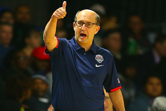 NBA's Van Gundy USA Basketball Coach of the Year