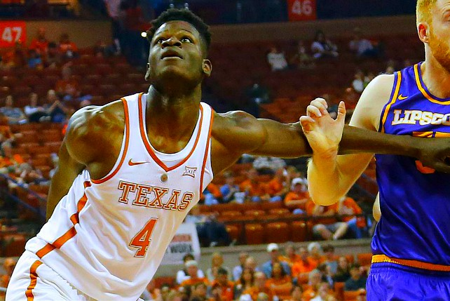Texas Frosh Mohamed Bamba 2nd In Nation In Blocks